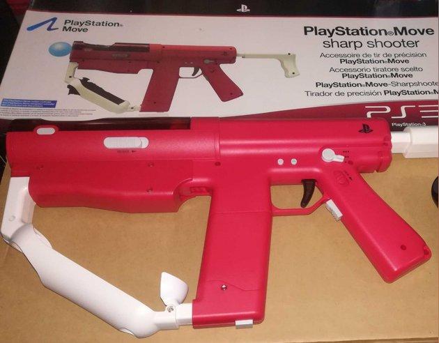 Sharpshooter PS3 foto 1