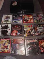 PlayStation 3 com 12 jogos foto 1