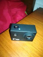 Camera tipo go pro filma debaixo de água foto 1
