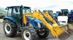New Holland TL 100 foto 1