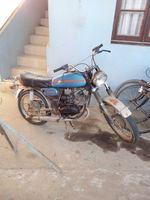 Motorizada antiga foto 1