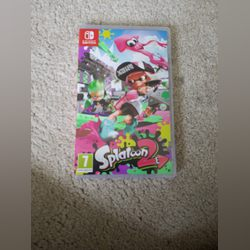 Jogos nintendo switch-splatoon 2 foto 1