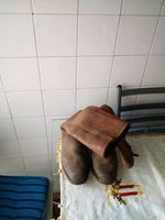 Vendo botas de cabedal foto 1