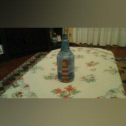 Vende se garrafas decoradas foto 1