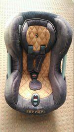 Cadeira auto Ferrari foto 1