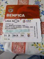 Bilhete Benfica- Santa Clara foto 1