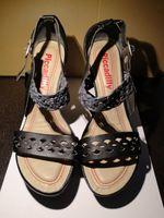 Sandálias pretas foto 1