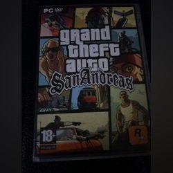 Vendo jogo PC GTA SAN ANDREAS foto 1