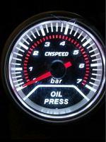 Manómetro pressão óleo foto 1