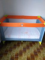 Parque infantil com colchão da para cama foto 1