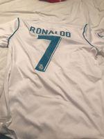Camisola do real Madrid e do Manchester united foto 1