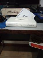 Router fast sagem(WiFi ) branco foto 1