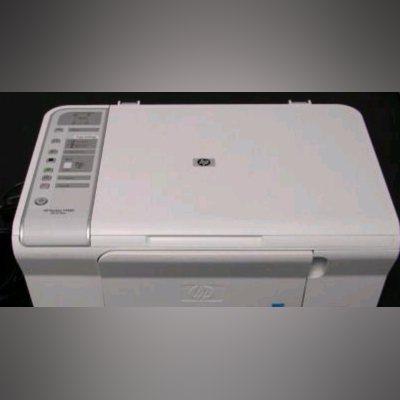 HP deskjet F4280 all-in-one