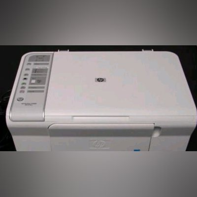 HP deskjet F4280 all-in-one foto 1