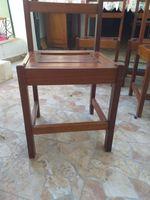 4 cadeiras de cozinha foto 1