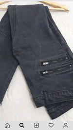 Calças cintura subida foto 1