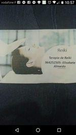 Terapia de Reiki, e mesa Radionica. foto 1