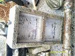 Uma pia em pedra dupla foto 1