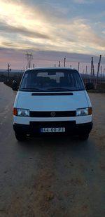 WV Transporter Diesel! foto 1