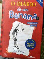 Livro diário de um banana foto 1