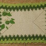 Peças feitas em crochê foto 1