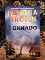 Tornado - Sandra Brown foto 1