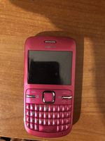 Nokia C3 Rosa com código! foto 1
