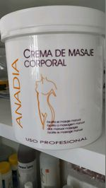 Creme de massagem corporal-1kg foto 1