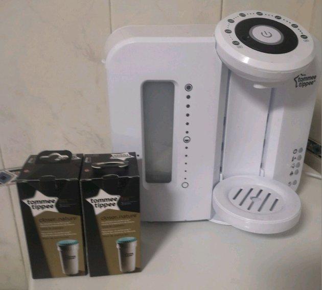Máquina fazer leite foto 1