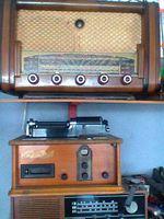 rádios antigos arte coleção antiguidades foto 1