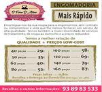 Engomadoria - Economia • Simplicidade • Qualidade • Rapidez foto 1
