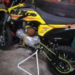 Pitbike mota impecavel compraxa 2018outubro foto 1