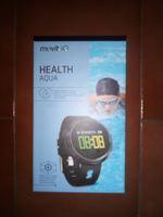 Relógio digital (Health Aqua) foto 1