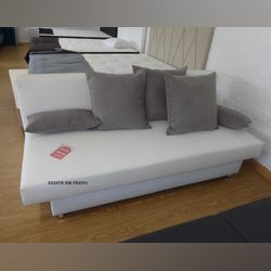 vendo sofá novo foto 1
