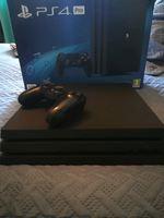 Playstation 4 Pro (1TB) foto 1