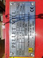 Máquina de fazer pellets 150 a 190 kh foto 1