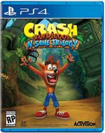 Jogo PS4 Crash Bandicoot: N.Sane Trilogy foto 1