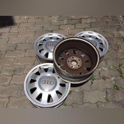 Jantes Audi A4