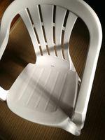 Cadeira de PVC www.facebook.com/2opcaoBraga foto 1