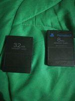 Vendo Cartões de Memória Para Ps2 foto 1