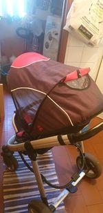Carro bebê foto 1