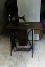 Maquina de custura Singer foto 1