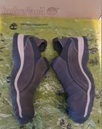 Sapatos Júnior em bom estado da marca Timberland. foto 1