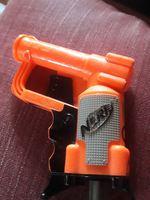 Nerf pistola foto 1