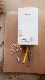 Esquentador para gás natural foto 1
