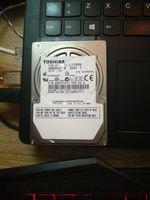 Toshiba 320GB SATA 2.5 HARD DRIVE foto 1