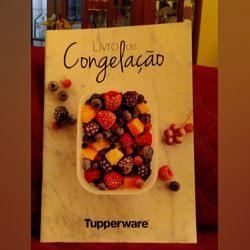 Livro de congelação da tupperware foto 1