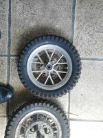Vendo estas duas rodas completas pra mota foto 1