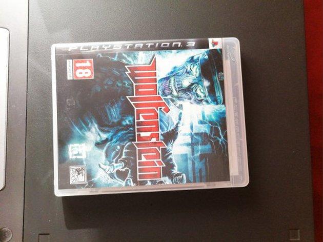 Jogo Wolfenstein PS3 foto 1