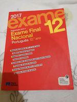 Livro Preparação para exame 2017 Português 12°ano foto 1